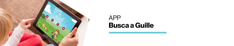 App Busca a Guille